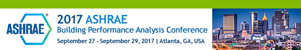2017 Building Performance Analysis Conference