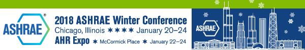 ASHRAE 2018 Winter Conference