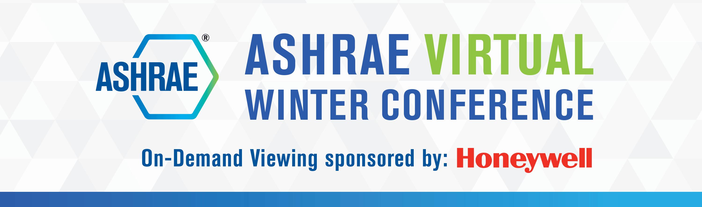 2021 ASHRAE Virtual Winter Conference